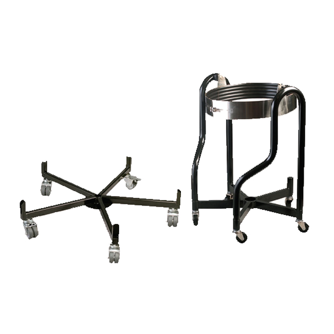 Roller-Base-Tipping-Stand